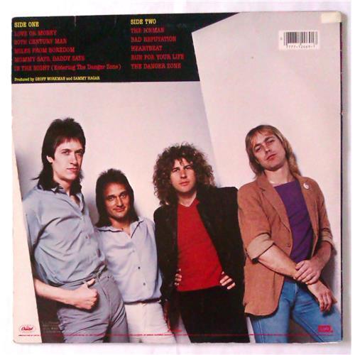 Картинка  Виниловые пластинки  Sammy Hagar – Danger Zone / ST-12069 в  Vinyl Play магазин LP и CD   04817 1