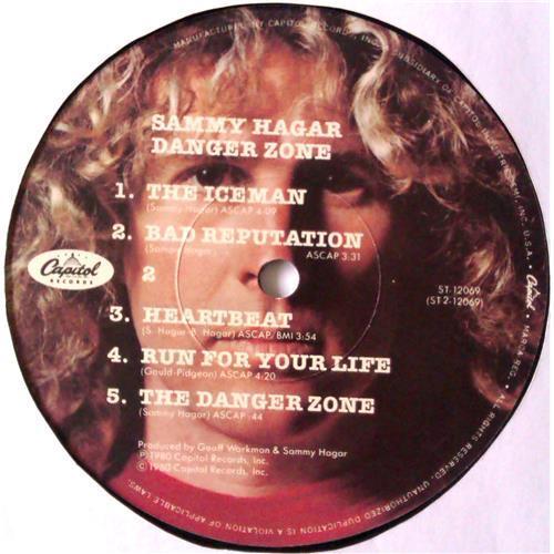 Картинка  Виниловые пластинки  Sammy Hagar – Danger Zone / ST-12069 в  Vinyl Play магазин LP и CD   04817 5