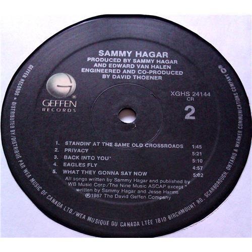 Картинка  Виниловые пластинки  Sammy Hagar – Sammy Hagar / XGHS 24144 в  Vinyl Play магазин LP и CD   04994 5