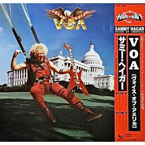 Виниловые пластинки  Sammy Hagar – VOA / 28AP 2899 в Vinyl Play магазин LP и CD  00344