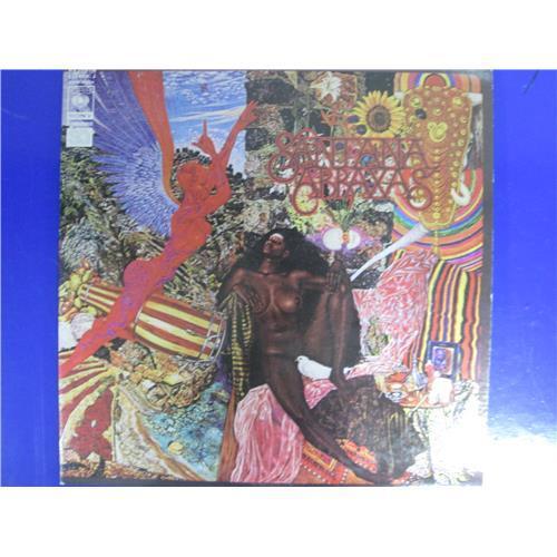 Виниловые пластинки  Santana – Abraxas / SOPN 44004 в Vinyl Play магазин LP и CD  05086