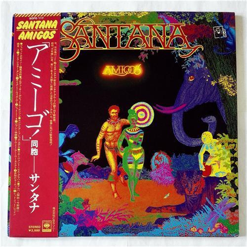 Виниловые пластинки  Santana – Amigos / SOPO 117 в Vinyl Play магазин LP и CD  07441