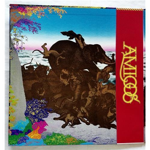Картинка  Виниловые пластинки  Santana – Amigos / SOPO 117 в  Vinyl Play магазин LP и CD   07441 1