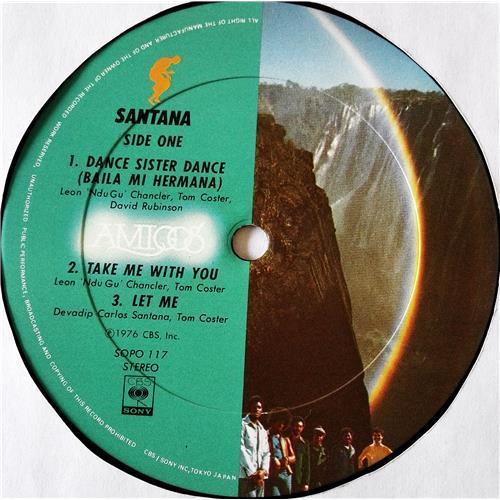 Картинка  Виниловые пластинки  Santana – Amigos / SOPO 117 в  Vinyl Play магазин LP и CD   07441 8