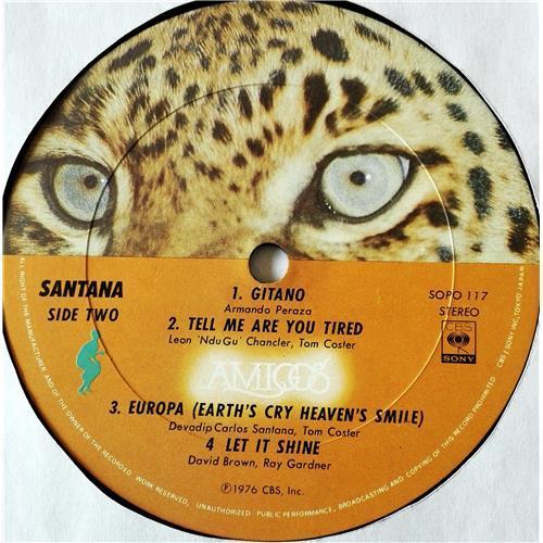 Картинка  Виниловые пластинки  Santana – Amigos / SOPO 117 в  Vinyl Play магазин LP и CD   07441 9