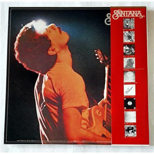 Картинка  Виниловые пластинки  Santana – Festival / 25AP 333 в  Vinyl Play магазин LP и CD   07440 1