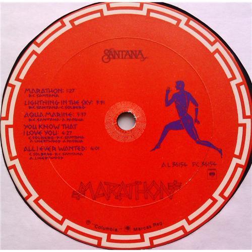 Картинка  Виниловые пластинки  Santana – Marathon / FC 36154 в  Vinyl Play магазин LP и CD   06303 4