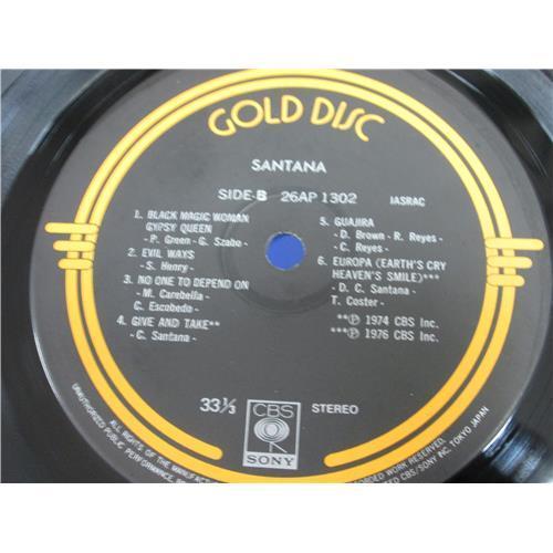 Картинка  Виниловые пластинки  Santana – Santana / 26AP 1302 в  Vinyl Play магазин LP и CD   05089 3