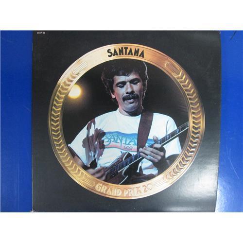 Виниловые пластинки  Santana – Santana / 29AP 33 в Vinyl Play магазин LP и CD  05090
