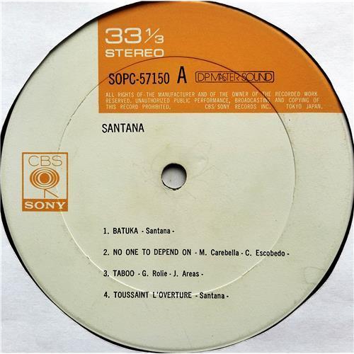 Картинка  Виниловые пластинки  Santana – Santana III / SOPC 57150 в  Vinyl Play магазин LP и CD   07636 6