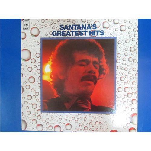 Виниловые пластинки  Santana – Santana's Greatest Hits / FCPA-43 в Vinyl Play магазин LP и CD  03312