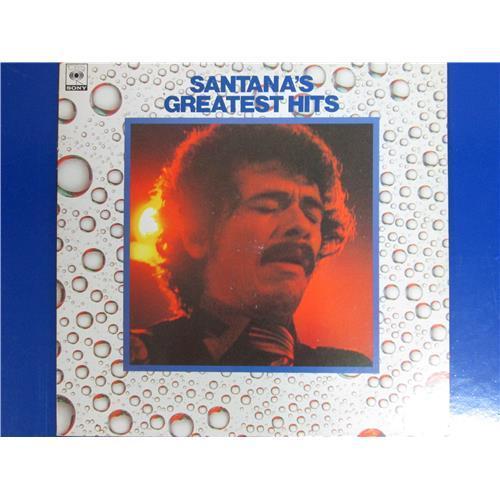 Виниловые пластинки  Santana – Santana's Greatest Hits / FCPA-43 в Vinyl Play магазин LP и CD  05143