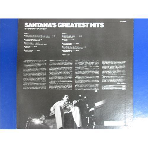 Картинка  Виниловые пластинки  Santana – Santana's Greatest Hits / FCPA-43 в  Vinyl Play магазин LP и CD   05143 1
