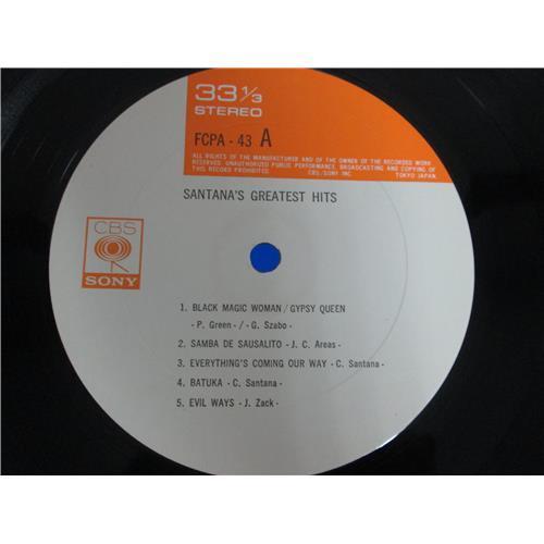 Картинка  Виниловые пластинки  Santana – Santana's Greatest Hits / FCPA-43 в  Vinyl Play магазин LP и CD   05143 2