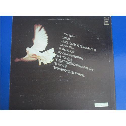Картинка  Виниловые пластинки  Santana – Santana's Greatest Hits / SOPN 68 в  Vinyl Play магазин LP и CD   03505 1