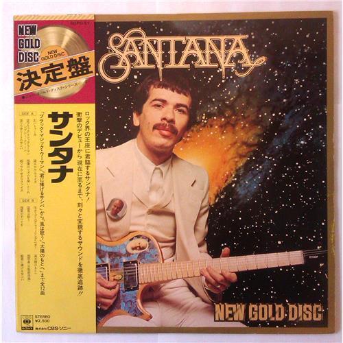 Виниловые пластинки  Santana – Santana / SOPO 57 в Vinyl Play магазин LP и CD  04196