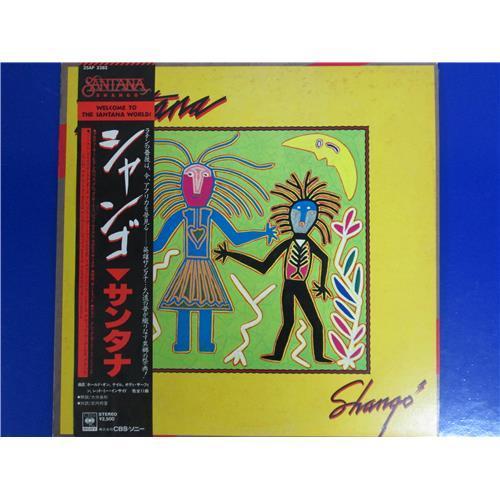 Виниловые пластинки  Santana – Shango / 25AP 2382 в Vinyl Play магазин LP и CD  05141