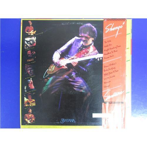 Картинка  Виниловые пластинки  Santana – Shango / 25AP 2382 в  Vinyl Play магазин LP и CD   05141 1