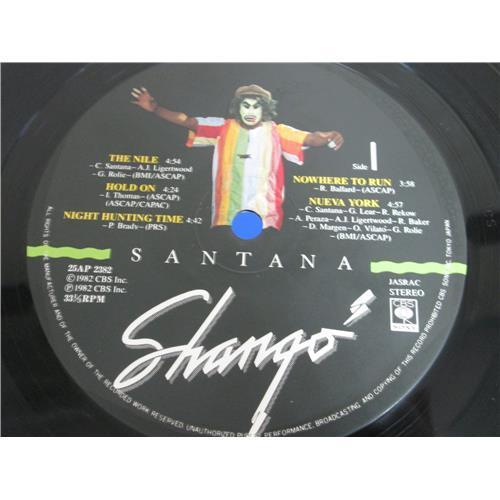 Картинка  Виниловые пластинки  Santana – Shango / 25AP 2382 в  Vinyl Play магазин LP и CD   05141 2