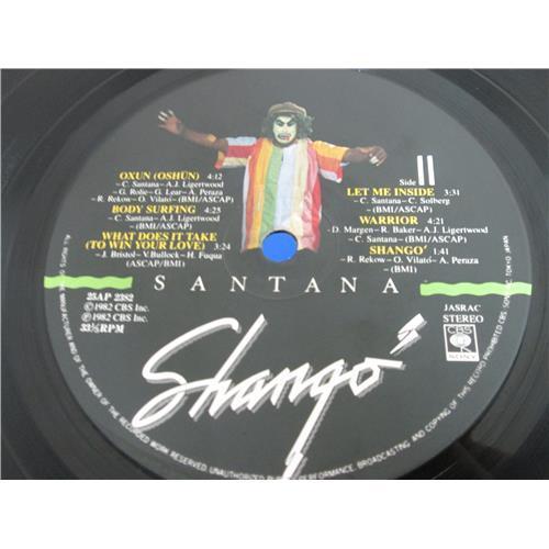 Картинка  Виниловые пластинки  Santana – Shango / 25AP 2382 в  Vinyl Play магазин LP и CD   05141 3
