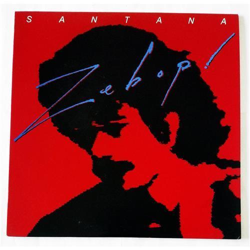 Виниловые пластинки  Santana – Zebop! / 25AP 2020 в Vinyl Play магазин LP и CD  07609