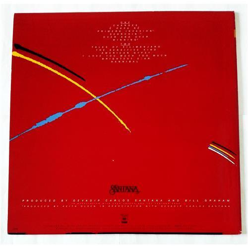 Картинка  Виниловые пластинки  Santana – Zebop! / 25AP 2020 в  Vinyl Play магазин LP и CD   07609 1