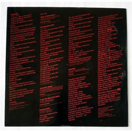 Картинка  Виниловые пластинки  Santana – Zebop! / 25AP 2020 в  Vinyl Play магазин LP и CD   07609 5