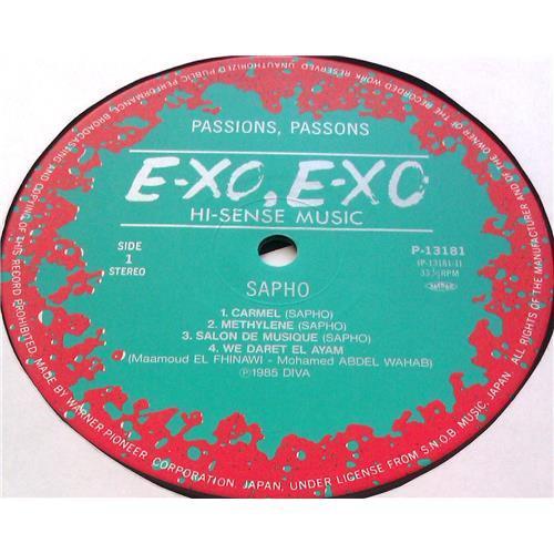 Картинка  Виниловые пластинки  Sapho – Passions, Passons / P-13181 в  Vinyl Play магазин LP и CD   05565 2