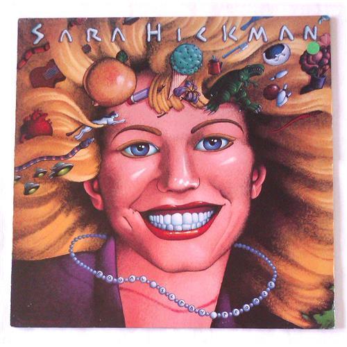 Виниловые пластинки  Sara Hickman – Equal Scary People / 960 903-1 в Vinyl Play магазин LP и CD  06378