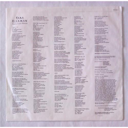 Картинка  Виниловые пластинки  Sara Hickman – Equal Scary People / 960 903-1 в  Vinyl Play магазин LP и CD   06378 3