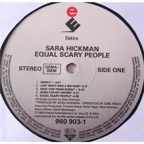 Картинка  Виниловые пластинки  Sara Hickman – Equal Scary People / 960 903-1 в  Vinyl Play магазин LP и CD   06378 4