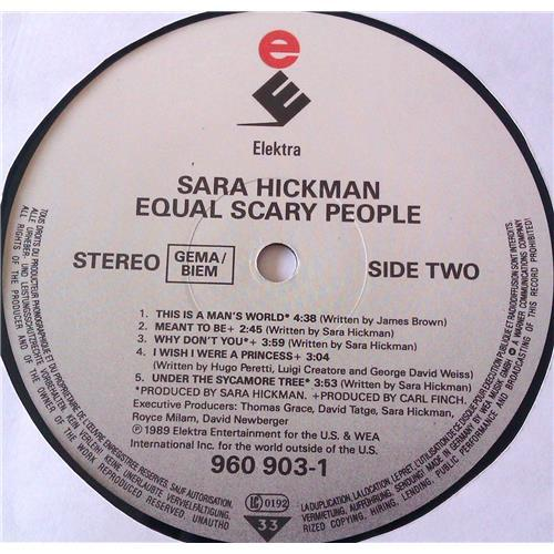Картинка  Виниловые пластинки  Sara Hickman – Equal Scary People / 960 903-1 в  Vinyl Play магазин LP и CD   06378 5