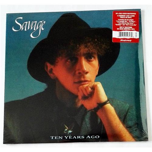 Виниловые пластинки  Savage – Ten Years Ago (Ultimate Edition) / MIR 100716 / Sealed в Vinyl Play магазин LP и CD  08690