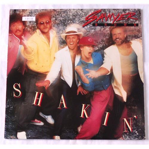 Виниловые пластинки  Sawyer Brown – Shakin' / 1A 064-24 0420 1 в Vinyl Play магазин LP и CD  06498