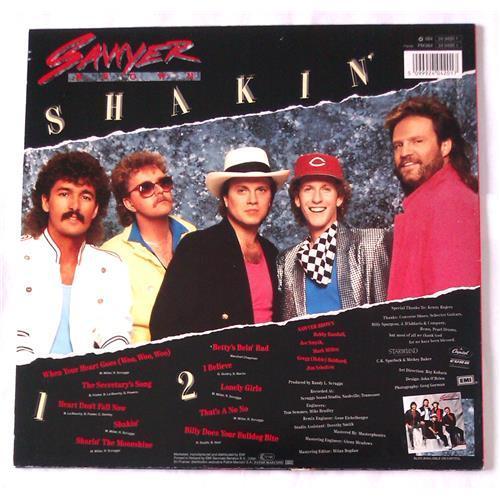 Картинка  Виниловые пластинки  Sawyer Brown – Shakin' / 1A 064-24 0420 1 в  Vinyl Play магазин LP и CD   06498 1