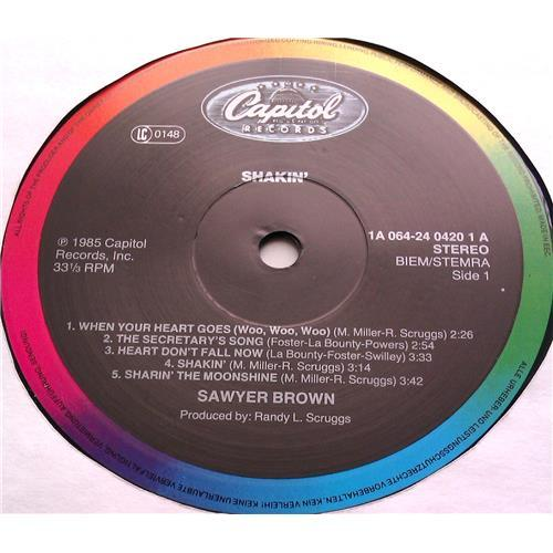 Картинка  Виниловые пластинки  Sawyer Brown – Shakin' / 1A 064-24 0420 1 в  Vinyl Play магазин LP и CD   06498 2