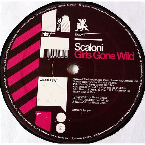 Картинка  Виниловые пластинки  Scaloni – Girls Gone Wild / PKS07-6 в  Vinyl Play магазин LP и CD   07135 3