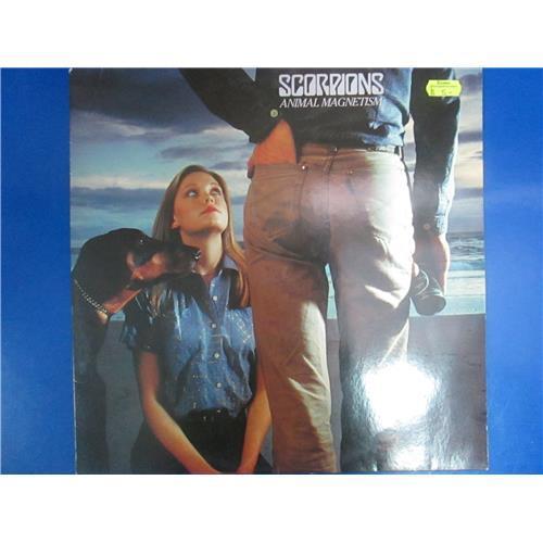Виниловые пластинки  Scorpions – Animal Magnetism / 064-45 933 в Vinyl Play магазин LP и CD  02777