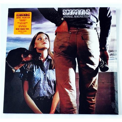 Виниловые пластинки  Scorpions – Animal Magnetism / 19075865121 / Sealed в Vinyl Play магазин LP и CD  08711