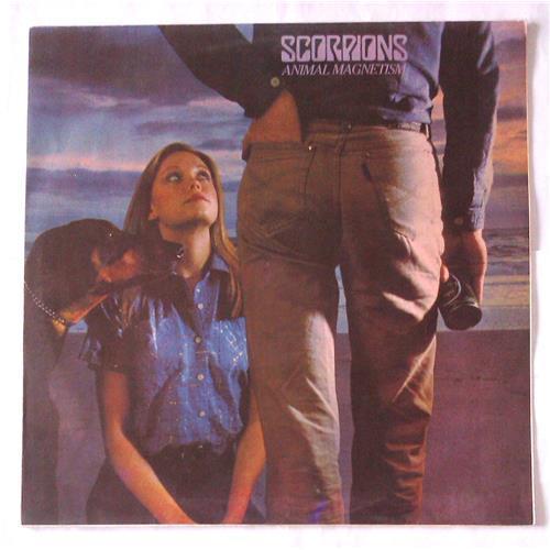 Виниловые пластинки  Scorpions – Animal Magnetism / П93-00617.18 / M (С хранения) в Vinyl Play магазин LP и CD  06622