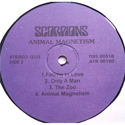 Картинка  Виниловые пластинки  Scorpions – Animal Magnetism / П93-00617.18 / M (С хранения) в  Vinyl Play магазин LP и CD   06622 3