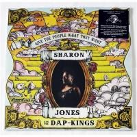Sharon Jones & The Dap-Kings – Give The People What They Want / DAP-032 / Sealed