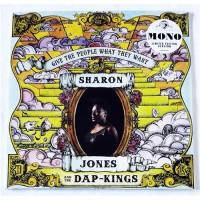 Sharon Jones & The Dap-Kings – Give The People What They Want / LTD / DAP-032 / Sealed