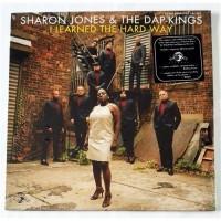 Sharon Jones & The Dap-Kings – I Learned The Hard Way / DAP-019 / Sealed