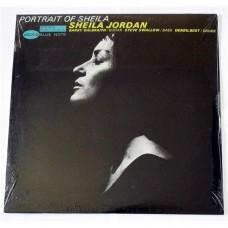 Sheila Jordan – Portrait Of Sheila / ST-89002 / Sealed