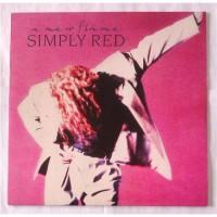 Simply Red – A New Flame / WX 242