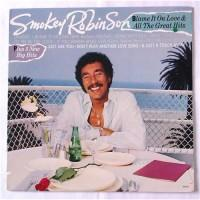 Smokey Robinson – Blame It On Love & All The Great Hits / 6064TL