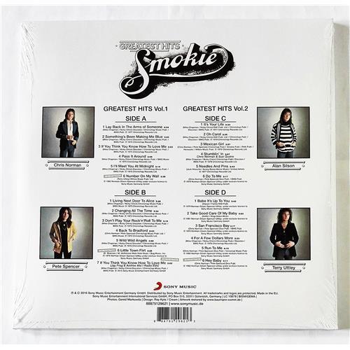 Картинка  Виниловые пластинки  Smokie – Greatest Hits Vol.1 & Vol.2 / 88875129621 / Sealed в  Vinyl Play магазин LP и CD   08924 1