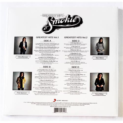 Картинка  Виниловые пластинки  Smokie – Greatest Hits Vol. 1 & Vol. 2 / 88875129621 / Sealed в  Vinyl Play магазин LP и CD   09021 1