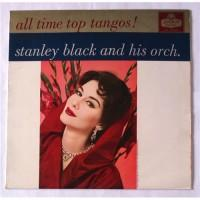 Stanley Black & His Orchestra – The All Time Top Tangos / LC 3055